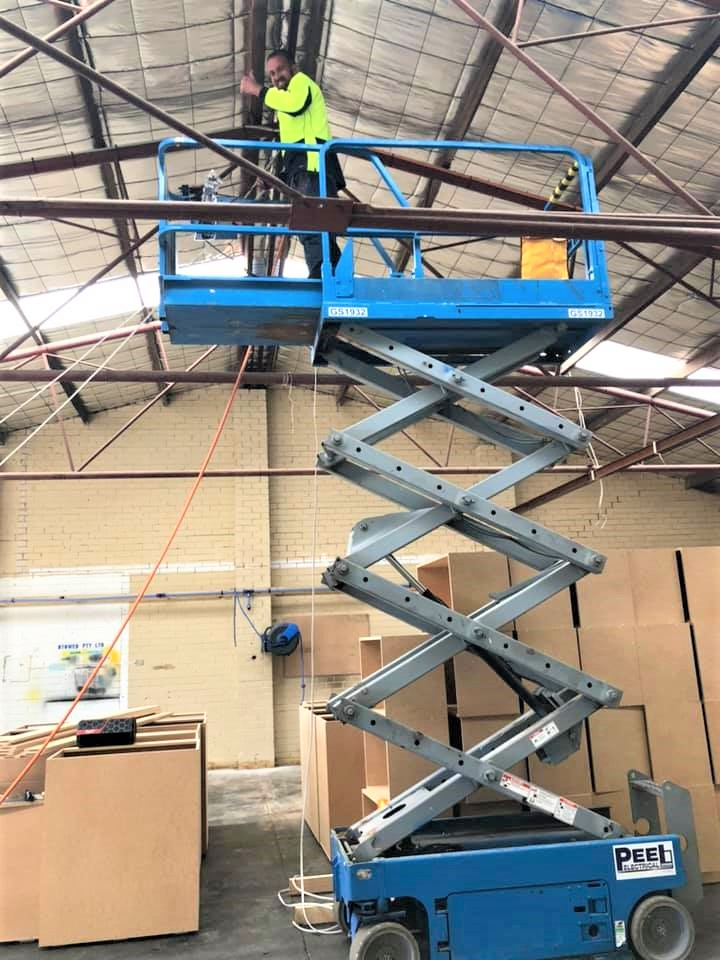 Peel Electrical - Commercial Services