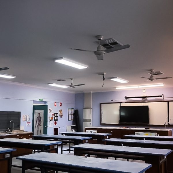 School Lighting Upgrade